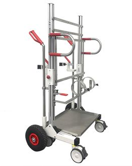 DollyDoc - docking cart & hand truck for emergencies - mth