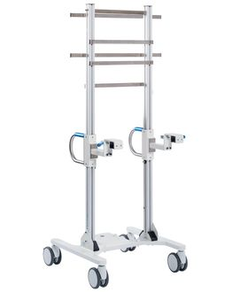 patient transport | VentiDoc, docking equipment cart -mth medical
